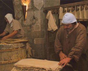 Foto Cartiera Medievale della Gaita San Giovanni 2008