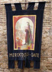Nell'Anno 1997 La Gaita San Giovanni vince: il Palio La Gara Mestieri Medievali La Gara Mercato Medievale