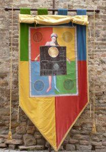 """Nell'Anno 2005 La Gaita San Giovanni vince: il Palio La Gara Mercato Medievale La Gara Gastronomica """"Piatto Medievale"""" La Gara del Tiro con l'Arco"""