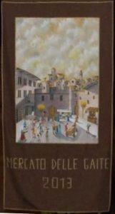 Nell'Anno 2013 La Gaita San Giovanni vince: il Palio La Gara Mercato Medievale La Gara Mestieri Medievali La Gara del Tiro con l'Arco