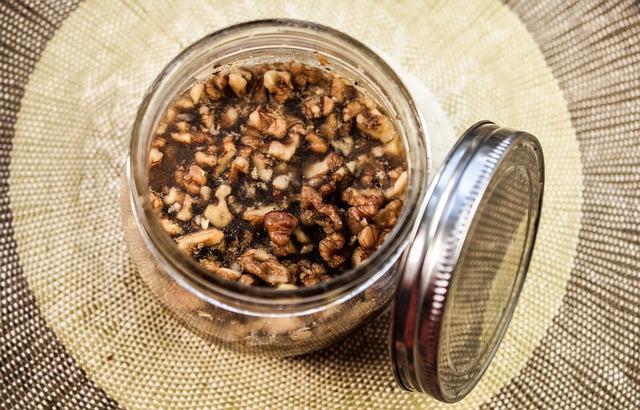 Nucato medievale - Croccante noci e miele