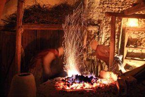Galleria fotografica Fonderia Medievale della Gaita San Giovanni 2012