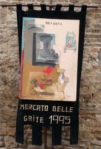 Nell'Anno 1995 La Gaita San Giovanni vince: il Palio La Gara Mestieri Medievali