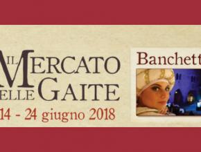 Gaita San Giovanni - Bevagna - Banchetto Medievale 09-06-2018
